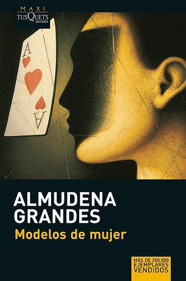 MODELOS DE MUJER. GRANDES, ALMUDENA