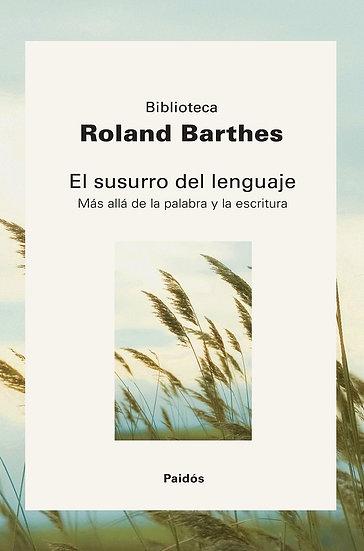 EL SUSURRO DEL LENGUAJE. BARTHES, ROLAND