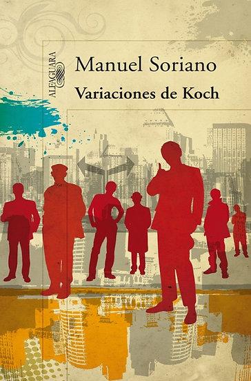 VARIACIONES DE KOCH. SORIANO, MANUEL