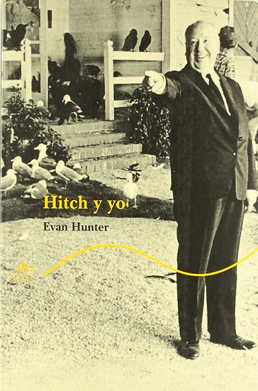 HITCH Y YO. HUNTER, EVAN