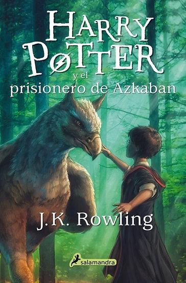 HARRY POTTER Y EL PRISIONERO DE AZKABAN (HARRY POTTER 3). ROWLING, J.K.