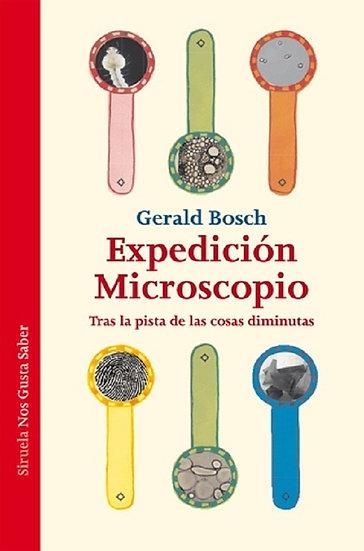 EXPEDICIÓN MICROSCOPIO. BOSCH, GERALD