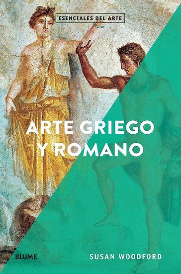 ARTE GRIEGO Y ROMANO. WOODFORD, SUSAN