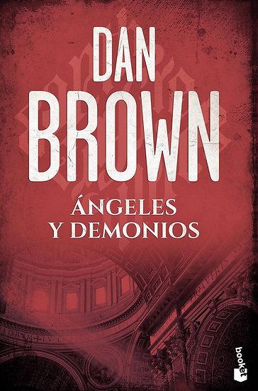 ÁNGELES Y DEMONIOS. BROWN, DAN