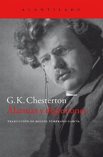 ALARMAS Y DIGRESIONES. CHESTERTON, G. K.