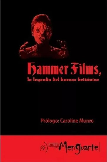 HAMMER FILMS: LA LEYENDA DEL HORROR BRITÁNICO. VV. AA.
