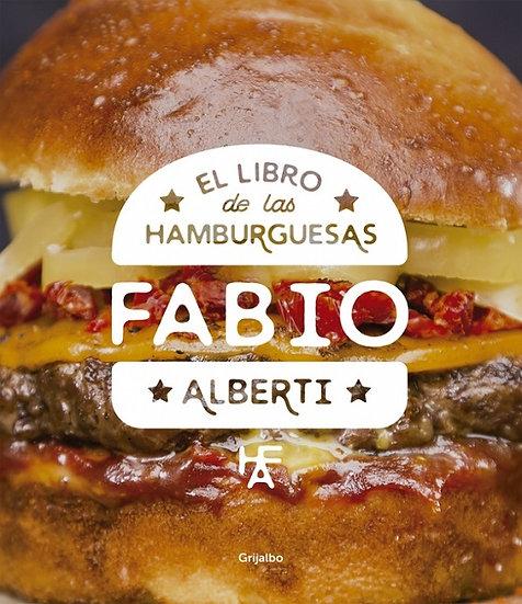 EL LIBRO DE LAS HAMBURGUESAS. ALBERTI, FABIO