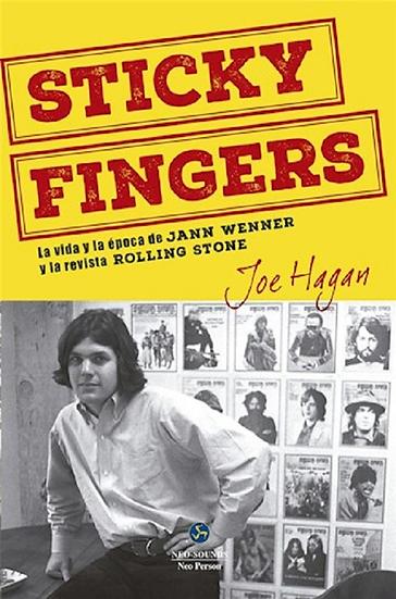 STICKY FINGERS. HAGAN, JOE