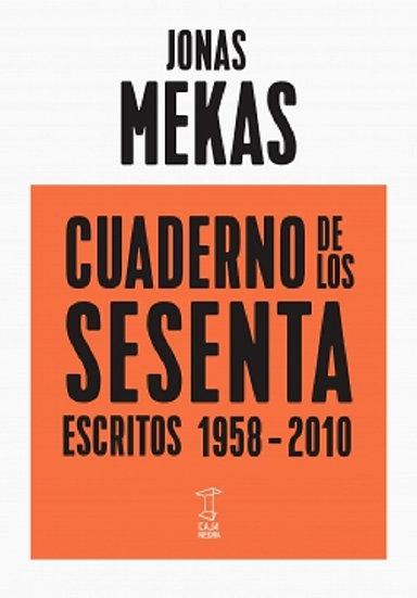 CUADERNO DE LOS SESENTA. MEKAS, JONAS