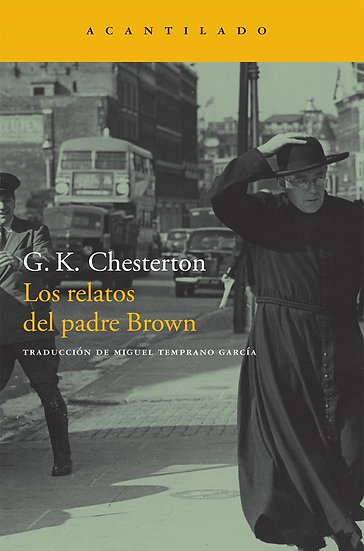 LOS RELATOS DEL PADRE BROWN. CHESTERTON, G.K.