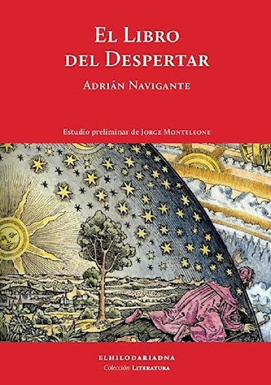 EL LIBRO DEL DESPERTAR. NAVIGANTE. ADRIÁN