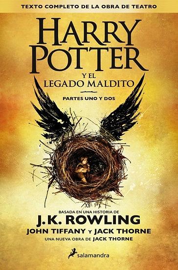 HARRY POTTER Y EL LEGADO MALDITO (HARRY POTTER 8). ROWLING, J. K.