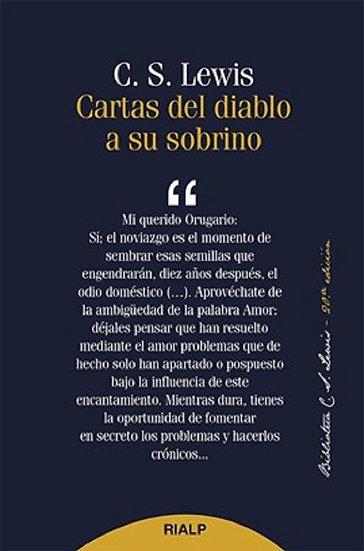 CARTAS DEL DIABLO A SU SOBRINO. LEWIS, C. S.