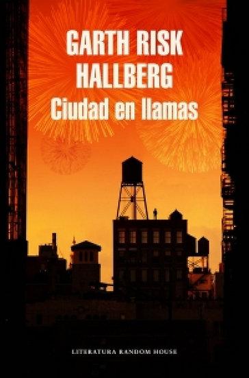 CIUDAD EN LLAMAS. HALLBERG, GARETH RISK