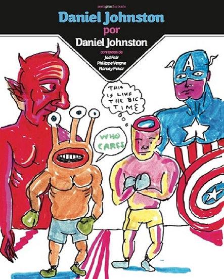 DANIEL JOHNSTON POR DANIEL JOHNSTON. JOHNSTON, DANIEL