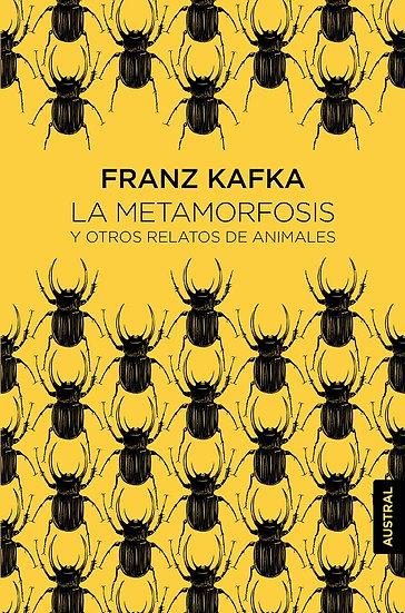 LA METAMORFOSIS Y OTROS RELATOS DE ANIMALES. KAFKA, FRANZ