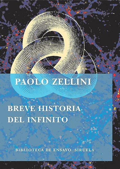 BREVE HISTORIA DEL INFINITO. ZELLINI, PAOLO