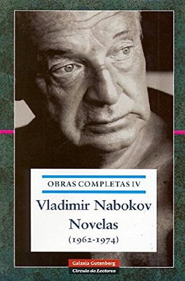 NOVELAS (1962 - 1974). NABOKOV, VLADIMIR
