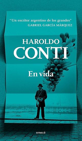 EN VIDA. CONTI, HAROLDO