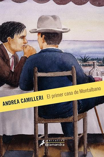 EL PRIMER CASO DE MONTALBANO. CAMILLERI, ANDREA