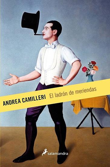 EL LADRÓN DE MERIENDAS. CAMILLERI, ANDREA