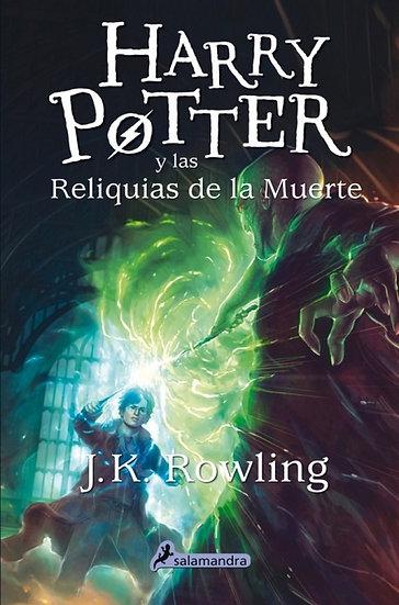 HARRY POTTER Y LAS RELIQUIAS DE LA MUERTE (HARRY POTTER 7). ROWLING, J.