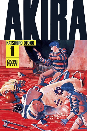AKIRA VOL. 1. OTOMO, KATSUHIRO