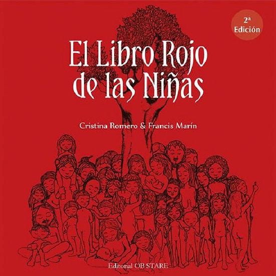 EL LIBRO ROJO DE LAS NIÑAS. ROMERO, CRISTINA - MARÍN, FRANCIS
