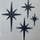 Thumbnail: Atomic Starburst for outdoor house numbers