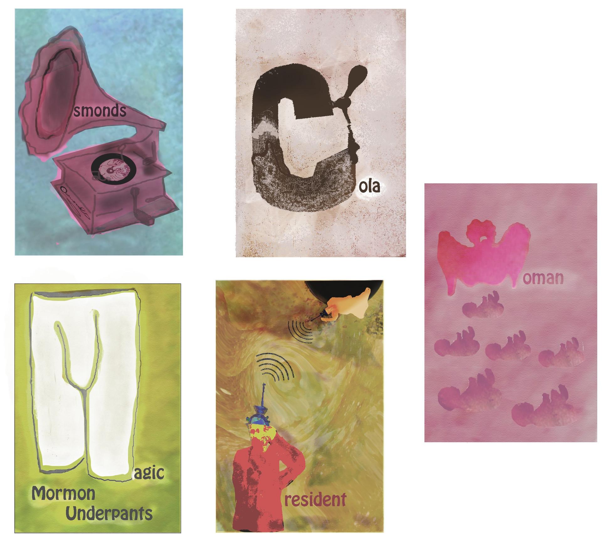 Mormon Collectible Cards