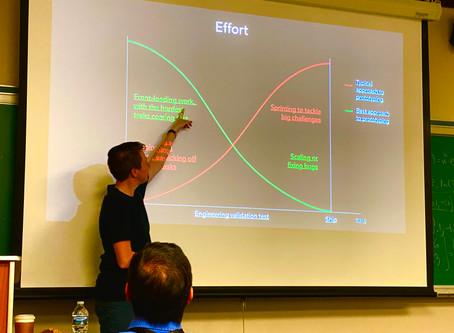 """""""Baut mehr hässliche Prototypen!"""" 3 Learnings aus Stanford"""
