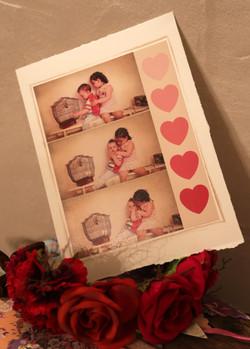 Photos sur papier aquarelle