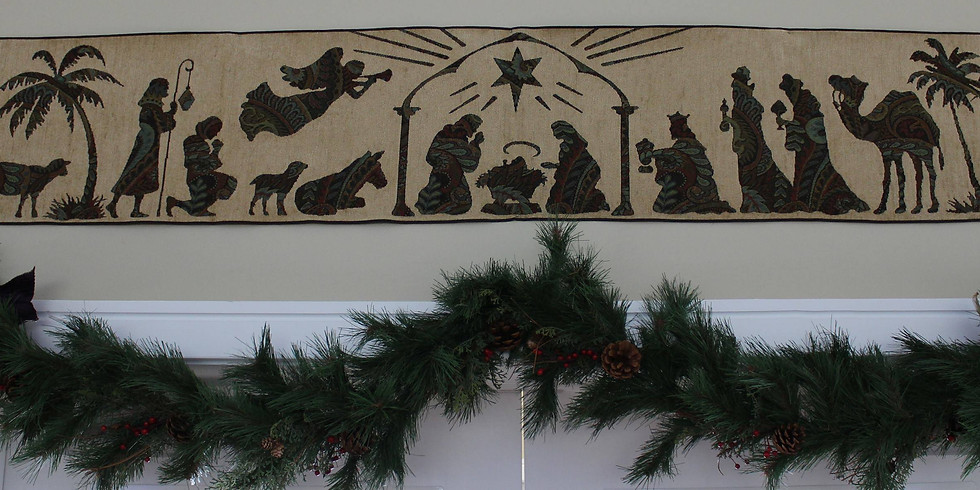 Virtual Christmas Cantata: Where Peace, Love, & Hope Abide - A Milestone Service of Christmas Music