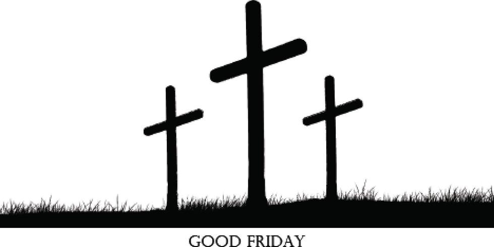 7:30pm Virtual Good Friday Cantata presented by the Friends Chancel Choir & Musicians