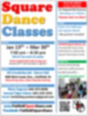 Square Dance Classes - Fairfield, Iowa