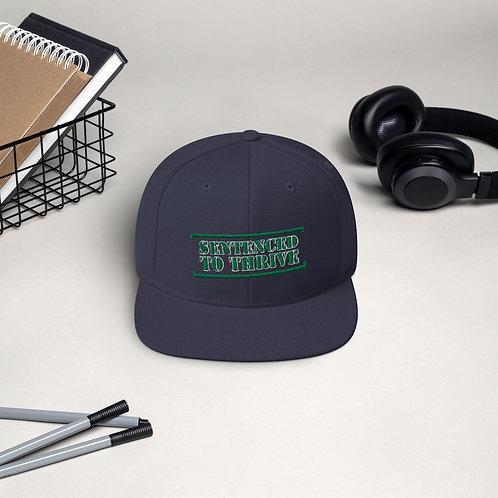 'Sentenced to Thrive' Snapback Hat