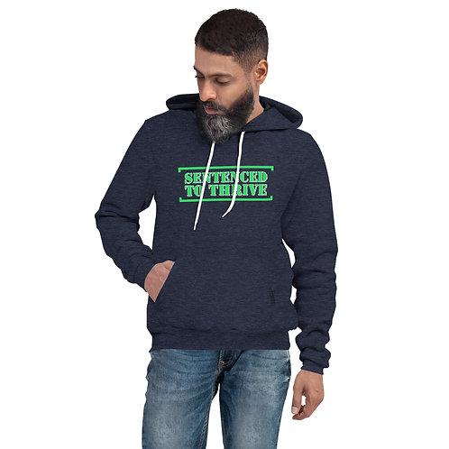Sentenced to Thrive Unisex hoodie