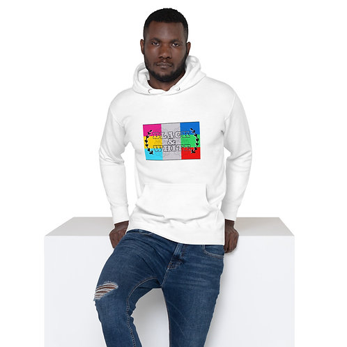 Color Theory Unisex Hoodie