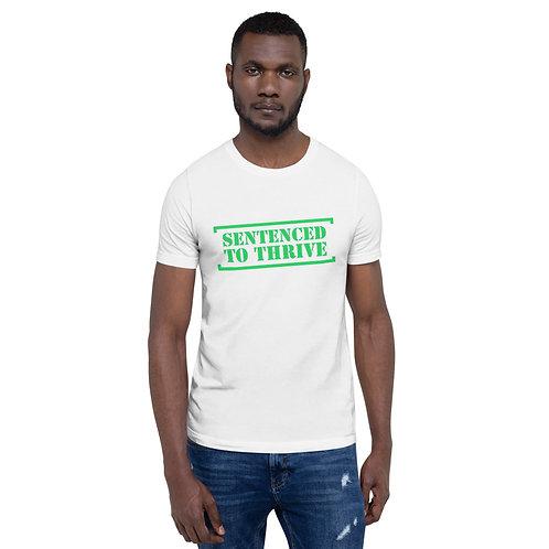 Sentenced to Thrive Short-Sleeve Unisex T-Shirt