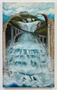 The Bridge Over Redemption Falls