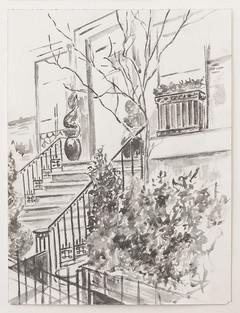 Greenwich Village Stoop No 13