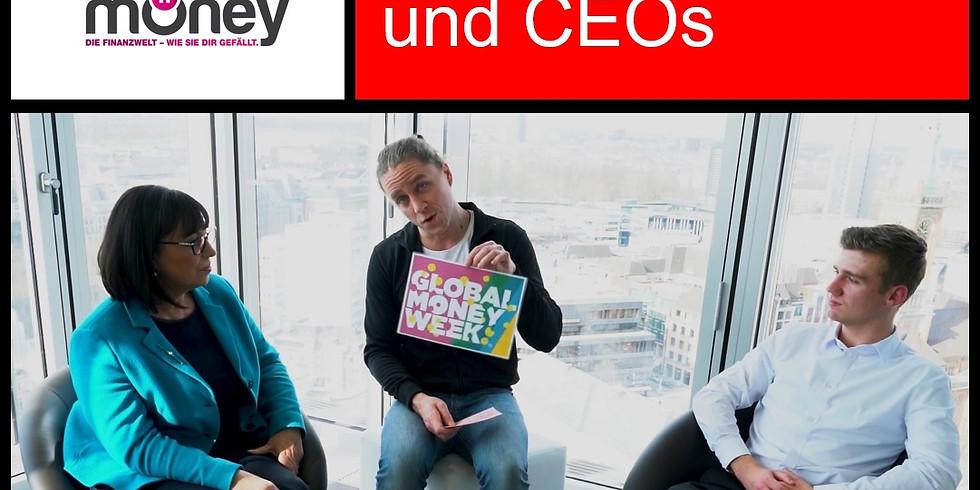 Zwischen Auszubildenden und CEOs