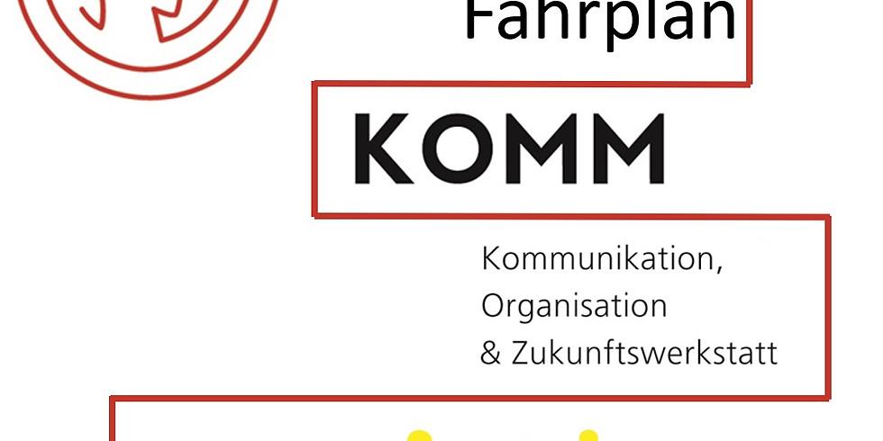 Fahrplan für KOMM Recklinghausen
