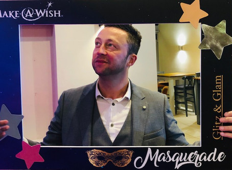 Magician - Make a Wish Foundation