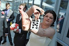 hire a Cardiff wedding magician