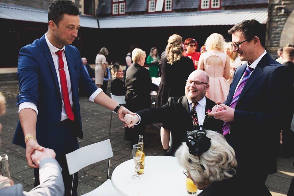Cardiff magician, wedding magician Cardiff, Bridgend magician, newport magician