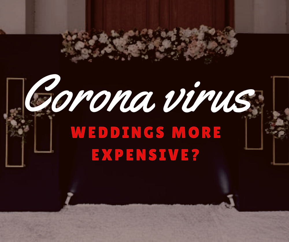 Cardiff magician, wedding magician Cardiff blog about corona virus and weddings