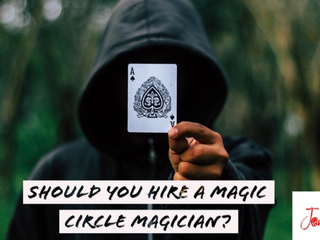 What is the MAGIC CIRCLE & should the magician you hire for YOUR wedding be a member?