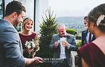 bridgend magician at a wedding in bridgend