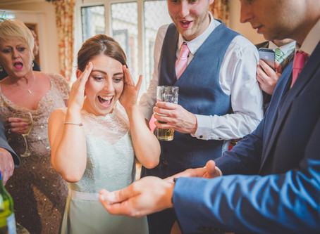 The best  wedding photographers in South Wales | A magicians opinion